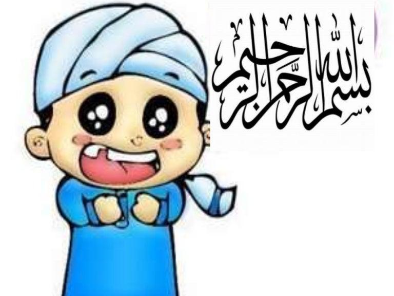 Download 400  Gambar Animasi Orang Islam HD Free