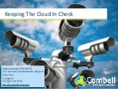 Keeping the cloud in check cvodmd