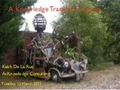 A Knowledge Transfer Program