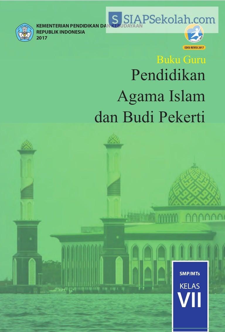 Buku Bse Kelas 07 Smp Pendidikan Agama Islam Dan Budi Pekerti Guru 20