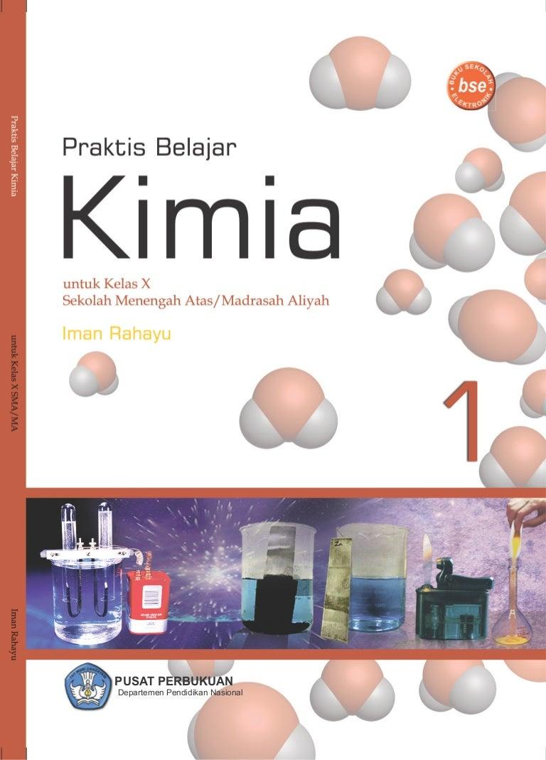 Buku Kimia Kurikulum 2013 Kelas 10 Sma