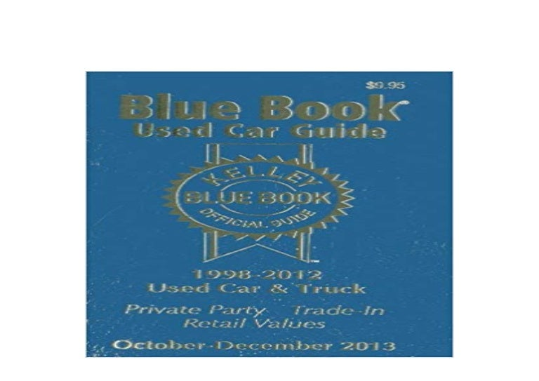 Ebook Kindle Library Kelley Blue Book Used Car Guide Full Pages