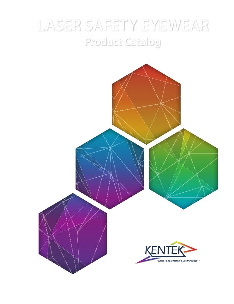 eb896e93bf Laser Safety Eyewear Product Catalog by Kentek Corporation
