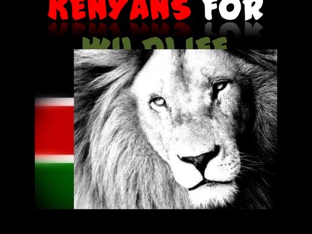 Kenyans for Wildlife