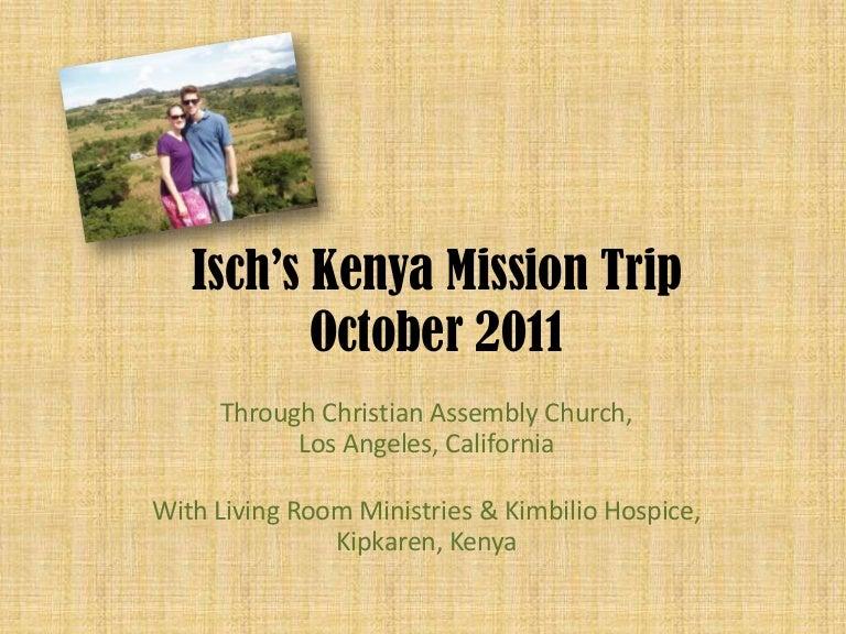 Kenya Trip 2011