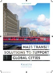 Keolis mass transit solutions to support global cities