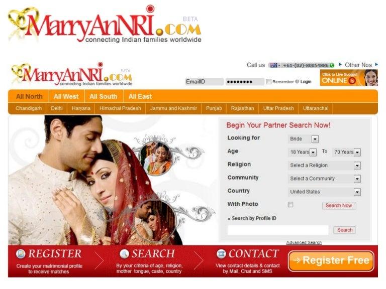 Kerala Matrimony - Matrimonial website templates