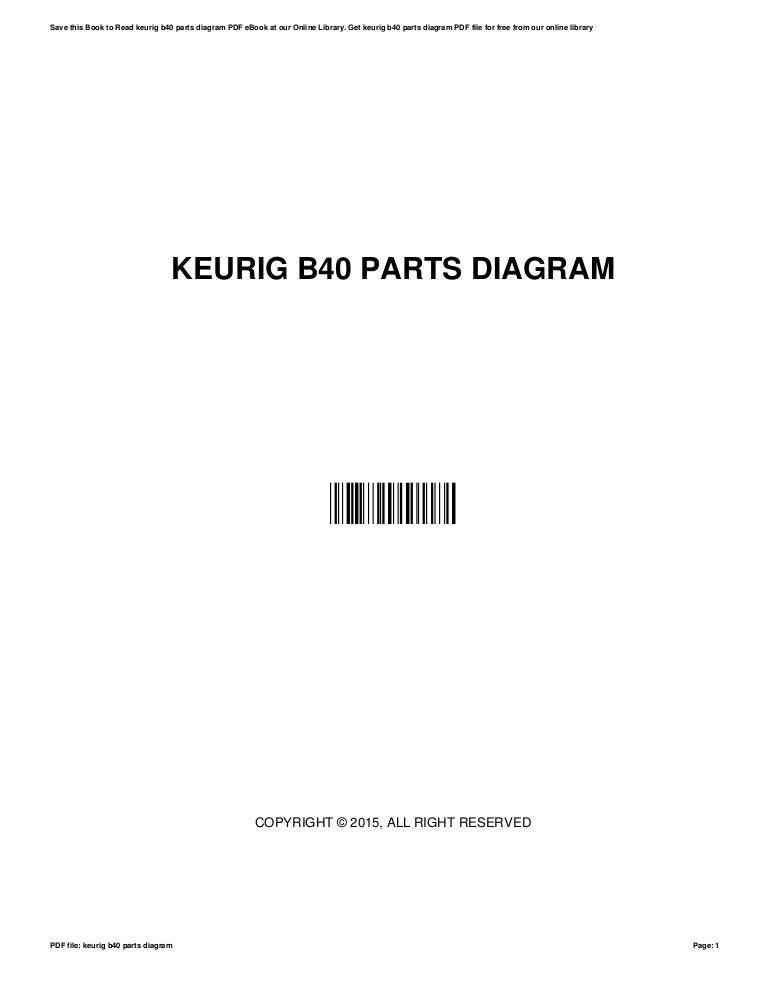 Keurig V700 Part Diagram - Wiring Diagrams Log on