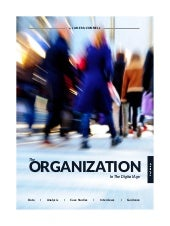 The Organization in the Digital Age 2017 - Key Findings