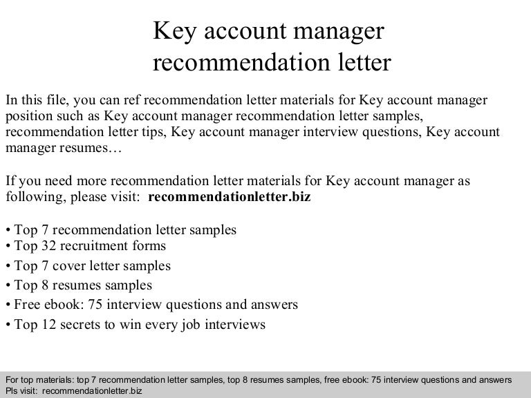 interview questions for account manager