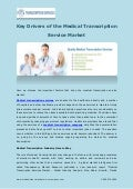 Key Drivers of the Medical Transcription Service Market