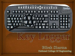 Key logger,Why? and How to prevent Them?