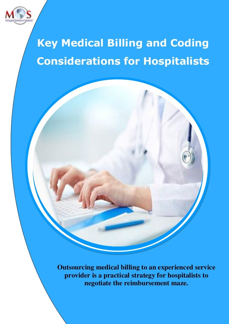 Key Medical Billing and Coding Considerations for Hospitalists