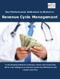 Key Performance Indicators to Watch in Revenue Cycle Management