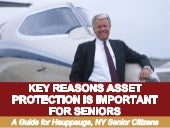 Key Reasons Asset Protection Is Important For Seniors