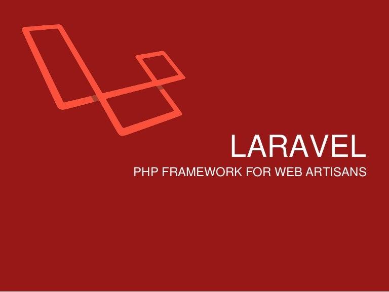 Laravel for Web Artisans