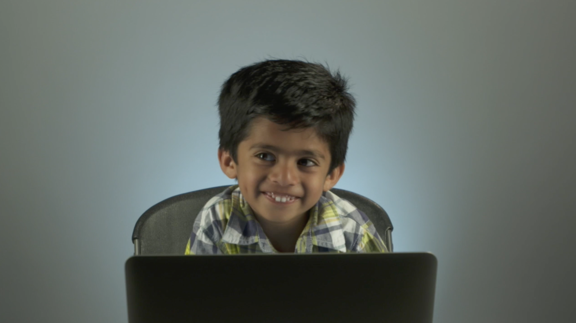 Kids Read LinkedIn Profiles