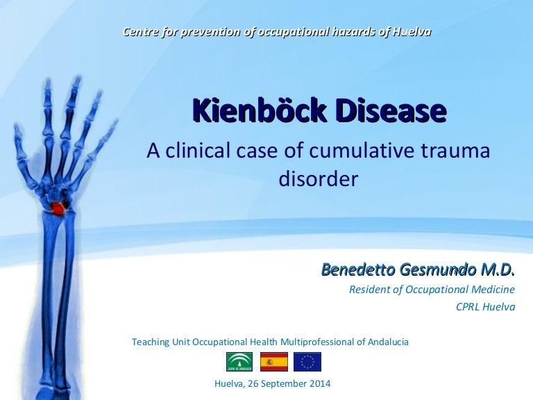Kienbock disease