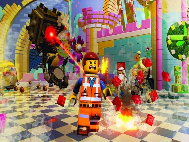 Kijk The Lego Movie 2014 Film Stroom