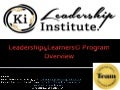 Ki leadership4 learners overview