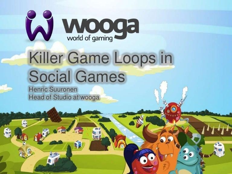 Killer Game Loops In Social Games