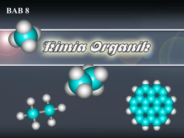 Kimia organik hidrokarbon