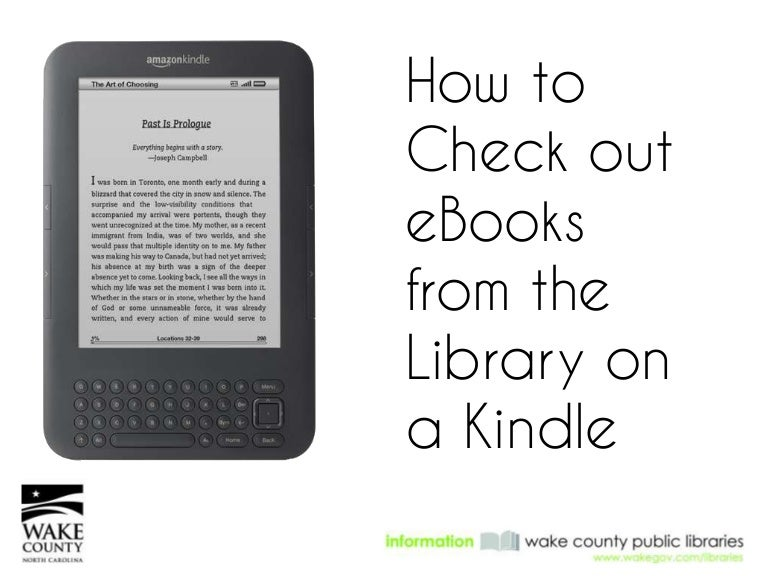 How To A Ebook Onto Kindle