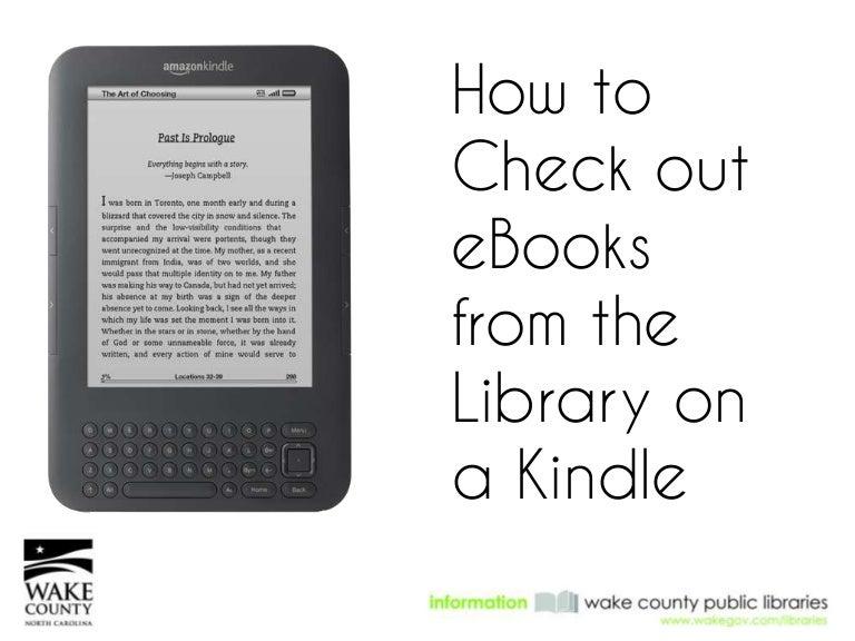 How To A Ebook Onto Kindle