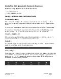 Kindle Fire HD Handout with Hands-On Exercises