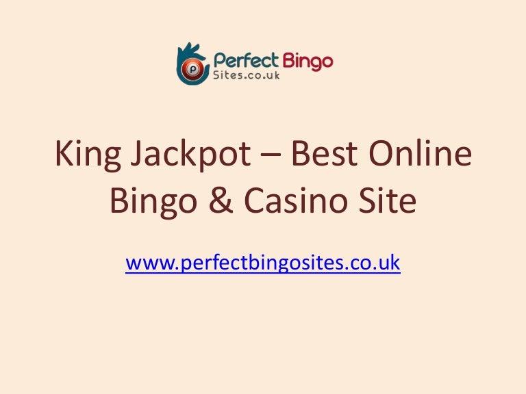 King Jackpot Bingo 20 Free No Deposit Bingo Site Free Bingo Game