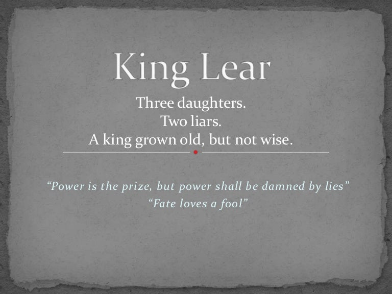 king lear animal imagery essay Essay on biblical imagery in king lear 934 words | 4 pages biblical imagery in lear had king lear been exposed to christian scriptures, he may have learned the folly of his prideful demand that his daughters vocally profess their love.