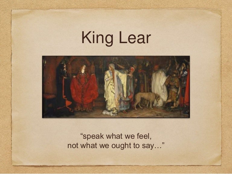 an analysis of the character fool in king lear by william shakespeare King lear: fools & foolishness shakespeare's dynamic use of irony in king lear aids the microcosmic illustration of not only 16th century britain, but of all times and places the theme that best develops this illustration is the discussion of fools and their foolishness.