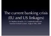 US & EU Linkages: How did they contribute to the crisis?