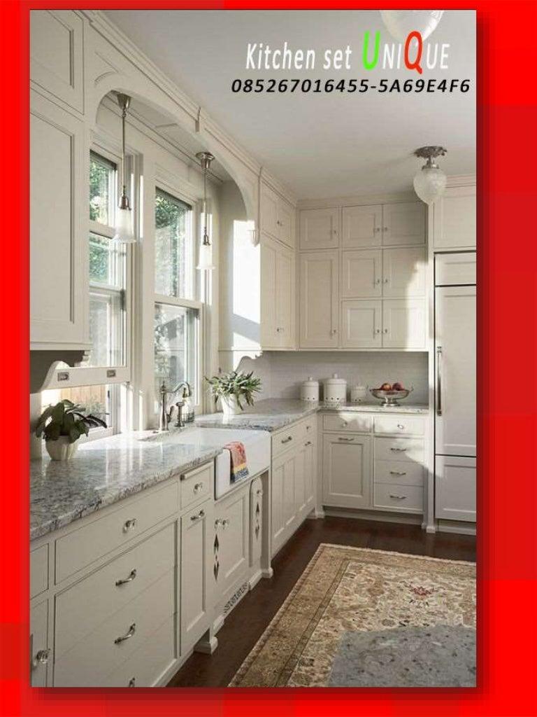 Kitchen Set Minimalis Bawah Tangga Kitchen Set Minimalis Putih Kitc