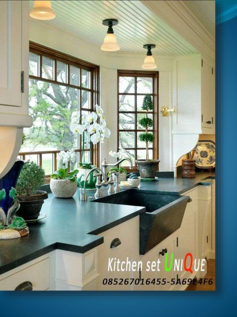 Kitchen Set Minimalis Dapur Sempit Kitchen Set Minimalis Dibawah Tan