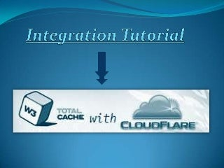 W3 total cache & CloudFlare integration tutorial