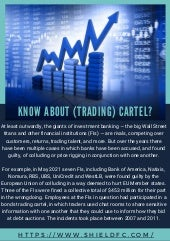 Know About (Trading) Cartel?