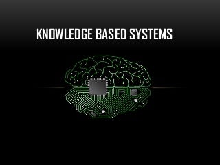 Dissertation on knowledge base systems
