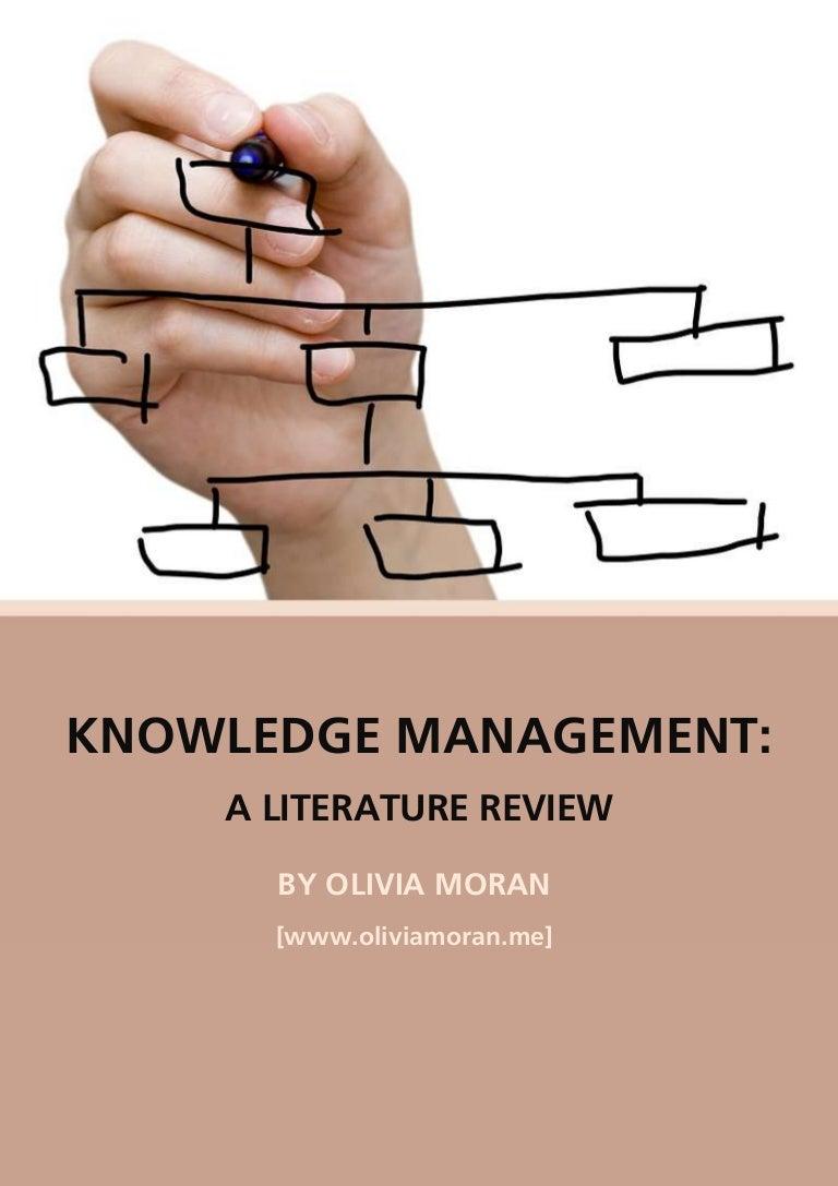 International Literature Review  Attitudes  Behaviours  Knowledge