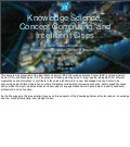 Knowledge science, concept computing and intelligent cities