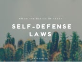 Know the Basics of Texan Self-Defense Laws | Abogado Aly