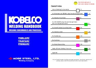 Kobelco welding handbook 2008ok