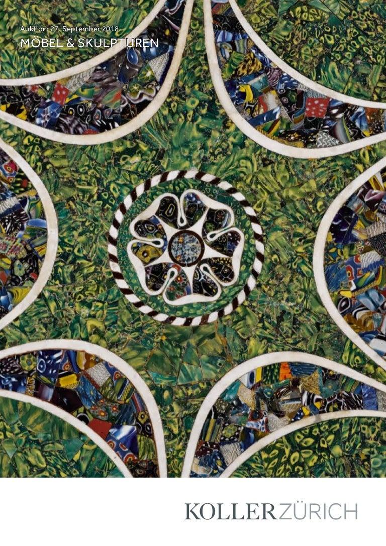Koller mobel, pendulen, tapisserien, skulpturen und dekorative kunst …