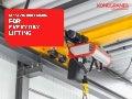 Konecranes CLX Chain Hoist Crane