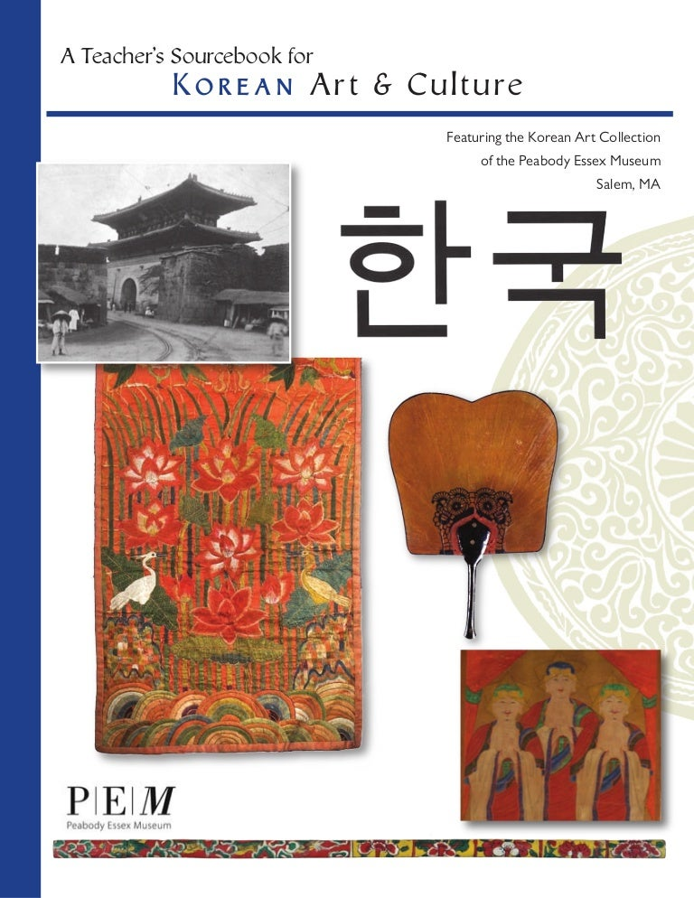 Korean Art Culture