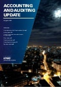 Accounting and Auditing Update - August 2014