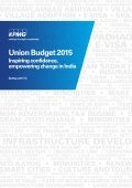Union Budget 2015 - Salient features