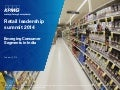 KPMG in India - RAI Retail Report: Emerging Consumer Segments in India