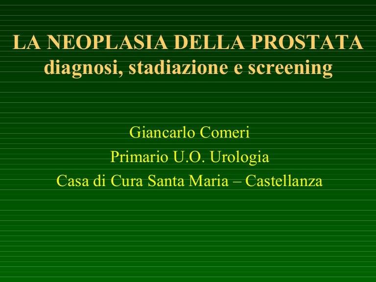 valori tumore prostata psa 3 5 gleason 8 1