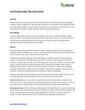 Kraft Foods Supply Chain Management Case Study